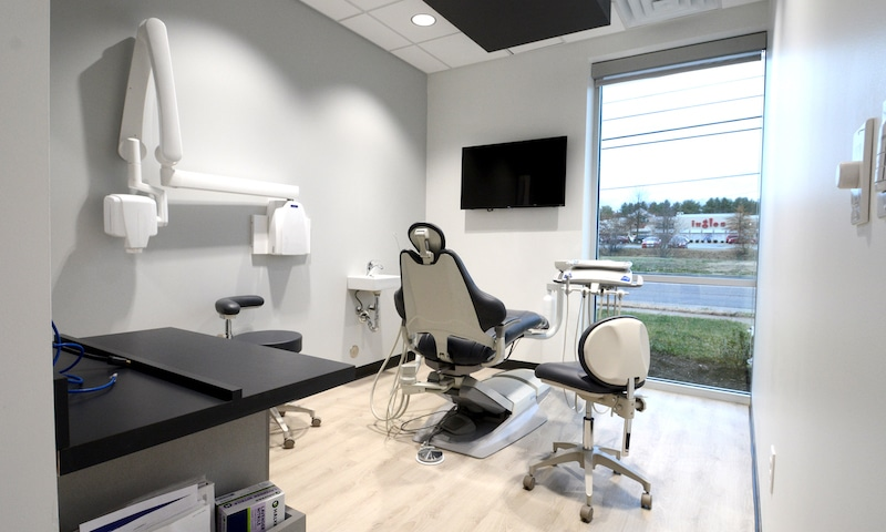 Dentist Knoxville Operatory