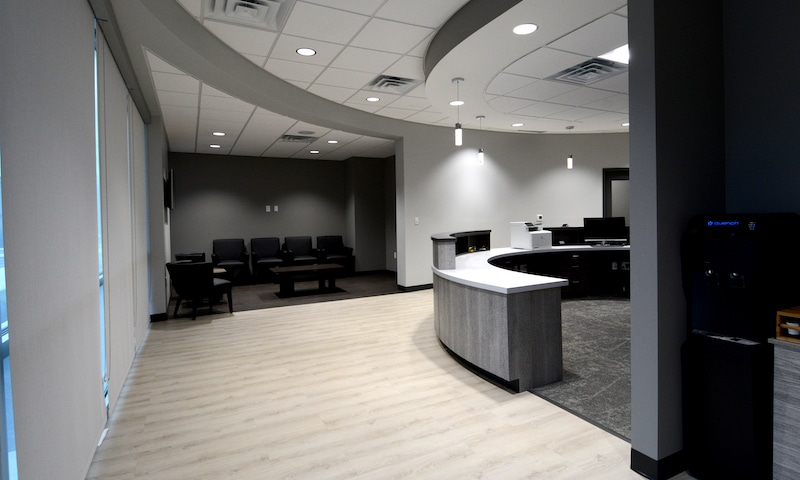 Dentist Knoxville Reception 2